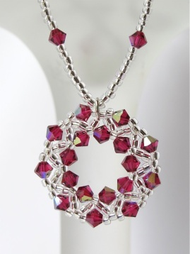 Ruby Crystals (Sold)